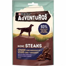 ADVENTUROS Mini Steaks Venado 70g