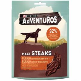ADVENTUROS Maxi Steaks Bufalo 70g