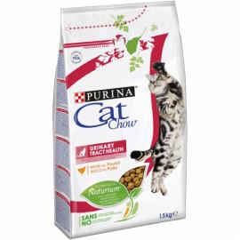 PURINA CAT CHOW Cuidados Urinarios rico en Pollo 1,5kg