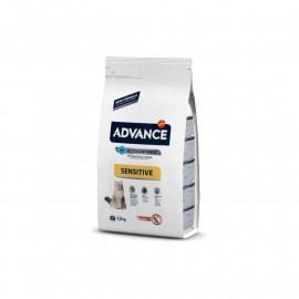 Advance Cat Adult Salmon Y Arroz Sensitive 3 Kg