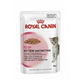 Royal Canin Kitten intestinal Pouch 85gr