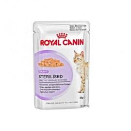 "Royal Canin Feline Sterized Pouch ""sobres"" 85gr"