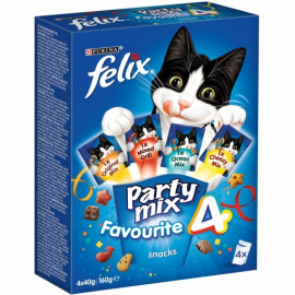 PURINA Felix Alimento Húmedo Party Mix