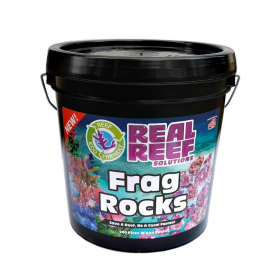 Real Reef Frag Rocks - 200 pcs