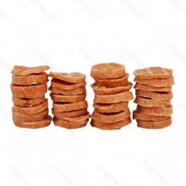 Galletas de pollo forma de patatas