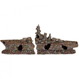 Barco 2 Piezas 70 cm
