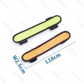 Luz Reflectante para cuerda o arnes 2 colores mixtos