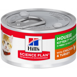 Hill's Science Plan Mousse Pollo & Pavo