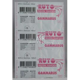 Gammarus congelado RUTO 100g