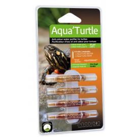 aqua - turtle nano 4 ampollas (bacter+olor) BIODIGEST