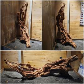 Raiz Twisetd Wood de 100 cm PREMIUM