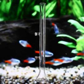 alimentador de cristal 25 cm