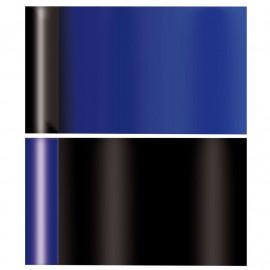 Fondo de doble cara (degradado azul / negro)