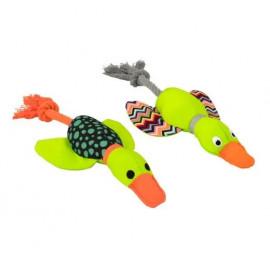 Pato harry con cuerda dental 33 cm