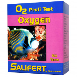 Test de oxígeno (O2) Salifert