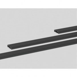 Reef Factory Perfil negro de 100 cm
