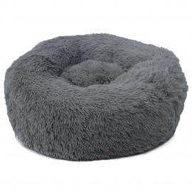 Cuna Fur redonda beige DREAM 60*60cm