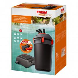 EHEIM PRESS 10000 - set completo de estanque con filtro de presión y CLEARUVC-11