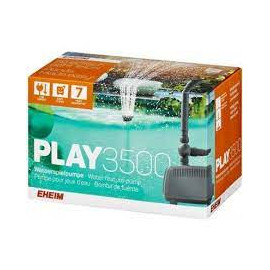 EHEIM PLAY3500 - bomba de estanque para fuentes y filtros