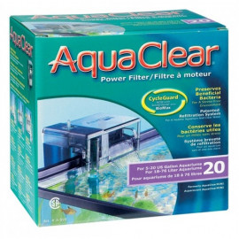 Aquaclear 20 Filtro mochila